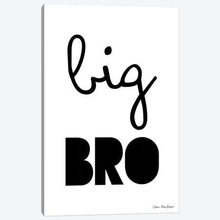 Big Bro Canvas Print #STD6} by Seven Trees Design Canvas Art Print