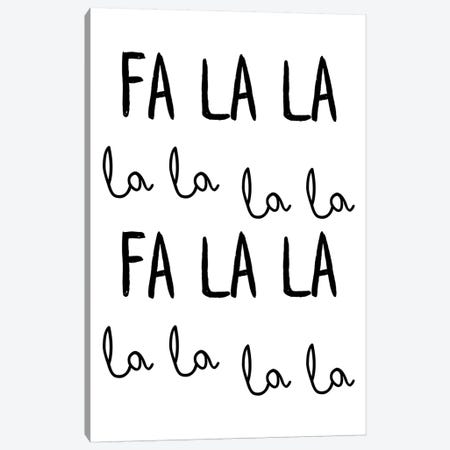 Fa La La Canvas Print #STD81} by Seven Trees Design Art Print