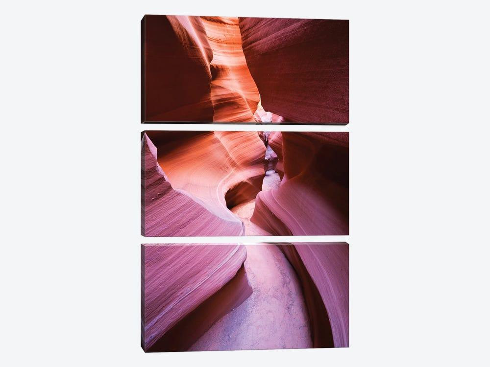 Lost In Color by Stefan Hefele 3-piece Canvas Art