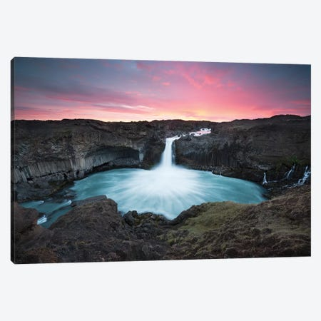 Moment Canvas Print #STF110} by Stefan Hefele Canvas Wall Art