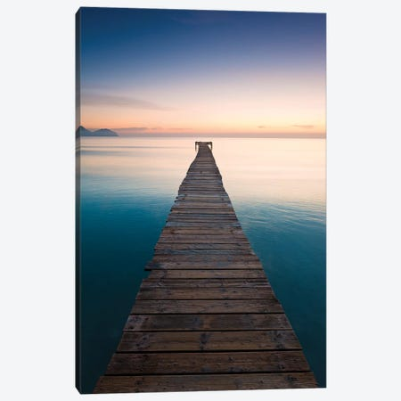 Morning Breeze In Mallorca Canvas Print #STF111} by Stefan Hefele Canvas Art