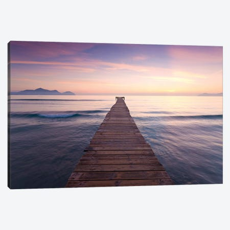 Peace Canvas Print #STF127} by Stefan Hefele Canvas Wall Art