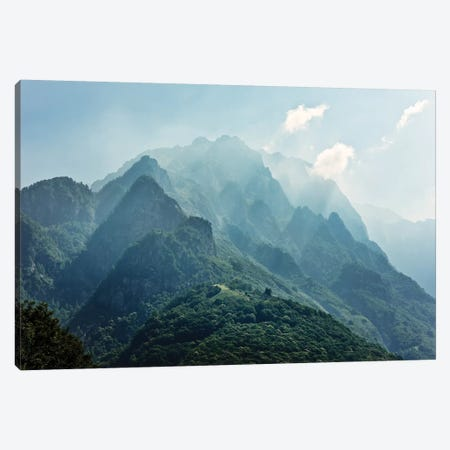 Rocky Throne 3-Piece Canvas #STF140} by Stefan Hefele Art Print