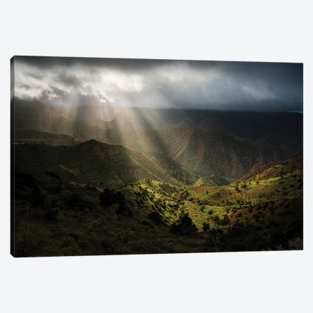 The Beginning Canvas Print #STF152} by Stefan Hefele Canvas Art