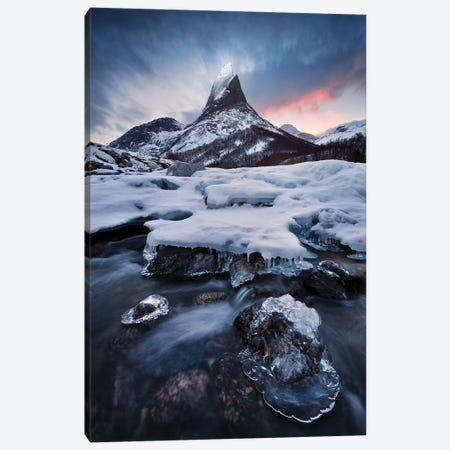 The Throne Canvas Print #STF168} by Stefan Hefele Canvas Art Print