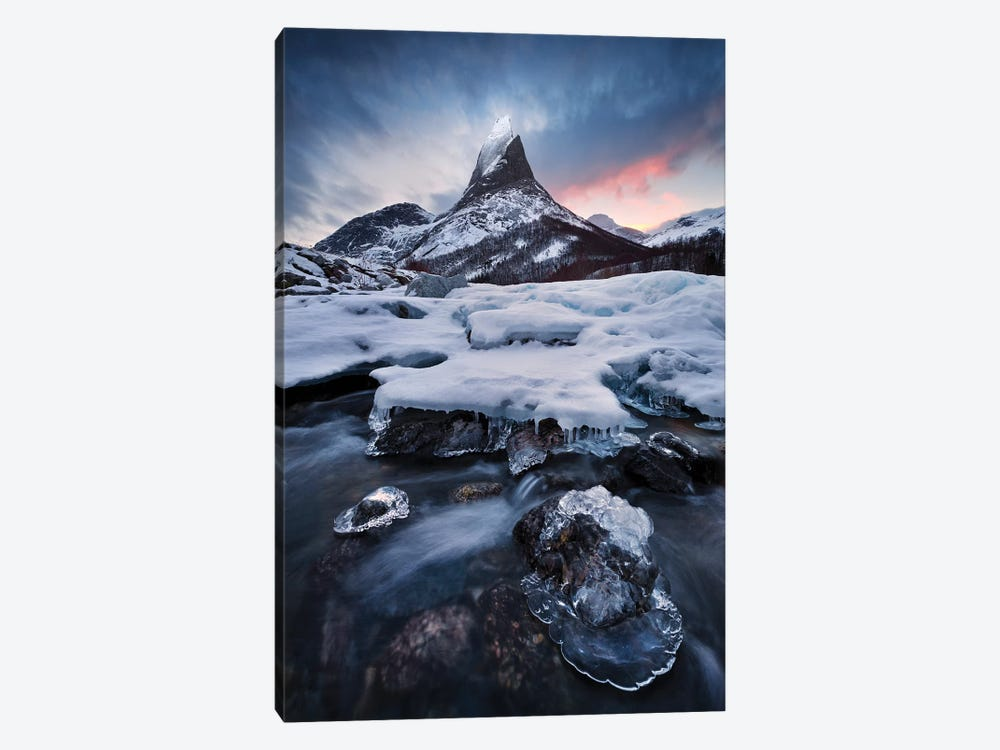 The Throne by Stefan Hefele 1-piece Canvas Wall Art