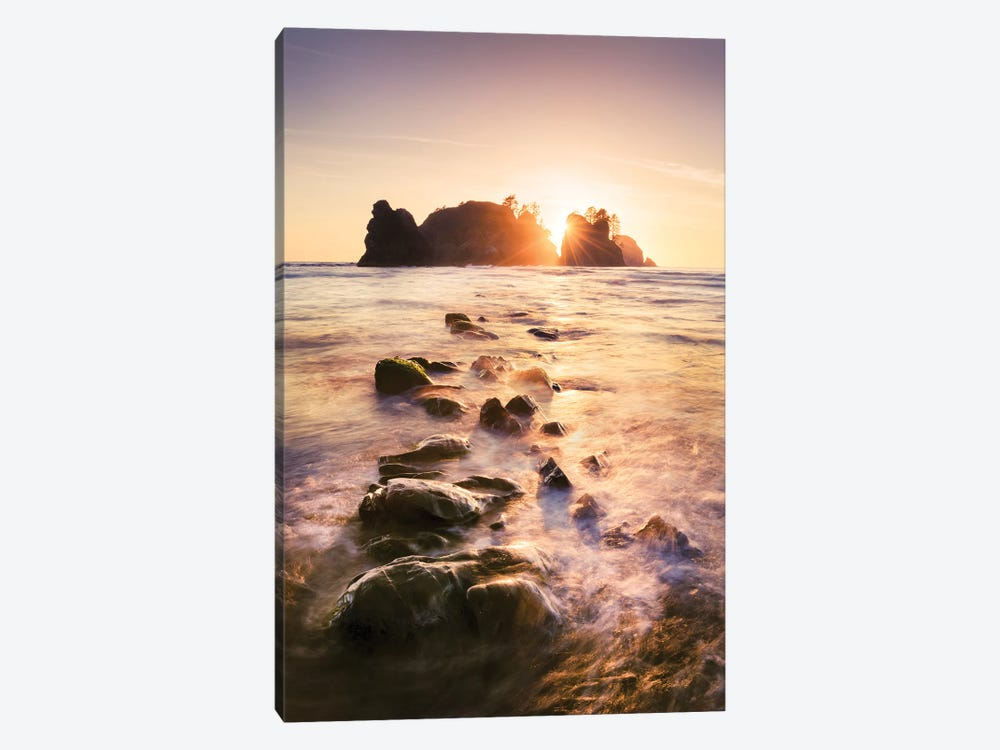 Treasure Island - Point Of Arches by Stefan Hefele 1-piece Canvas Art Print