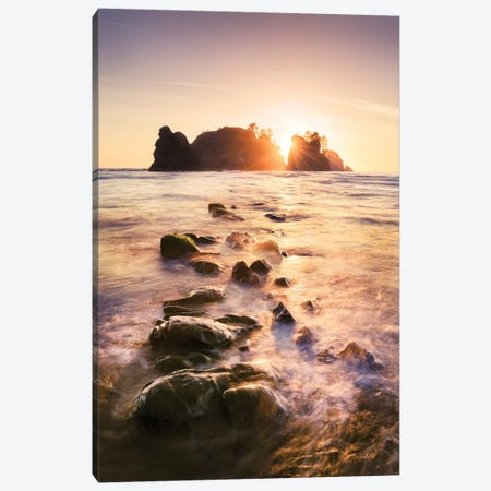 Treasure Island - Point Of Arches Canvas Print #STF170} by Stefan Hefele Canvas Art
