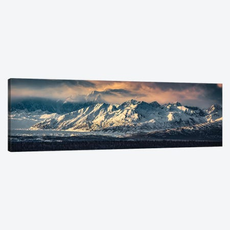 Your Majesty - Denali, Alaska Canvas Print #STF185} by Stefan Hefele Canvas Art