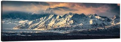 Your Majesty - Denali, Alaska Canvas Art Print