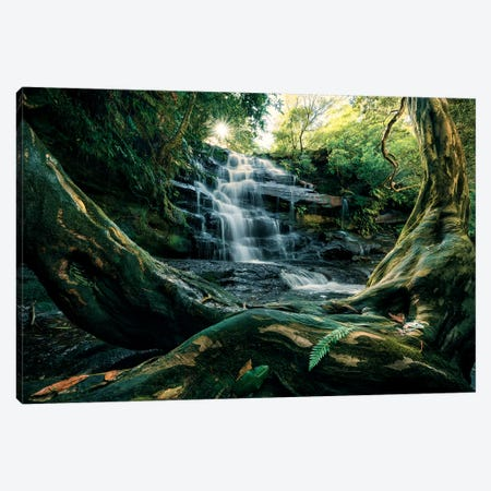 Australian Wonder Canvas Print #STF186} by Stefan Hefele Canvas Wall Art