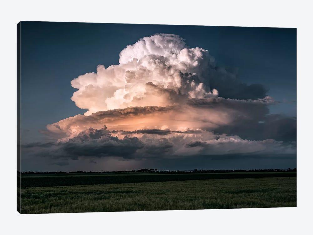 Cumulus Epos by Stefan Hefele 1-piece Canvas Art