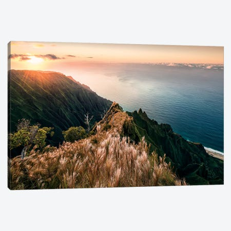 Final Ridge Canvas Print #STF210} by Stefan Hefele Canvas Print