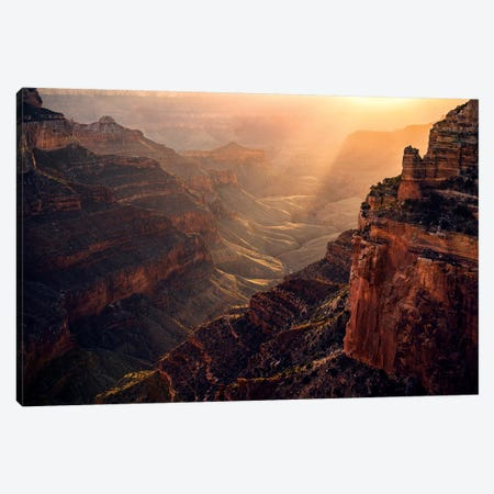 Grand Wonder Canvas Print #STF221} by Stefan Hefele Canvas Art