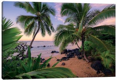 Hawaiian Dreams Canvas Art Print