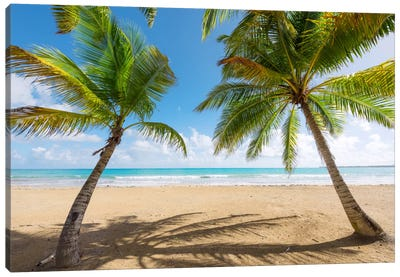 Caribbean Days - Puerto Rico II Canvas Art Print