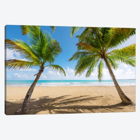 Caribbean Days - Puerto Rico II 3-Piece Canvas #STF22} by Stefan Hefele Canvas Print