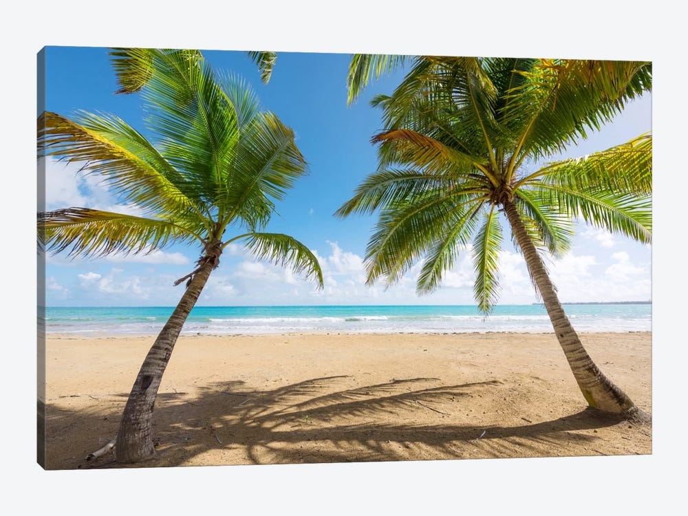 Caribbean Days - Puerto Rico II by Stefan Hefele 1-piece Canvas Art