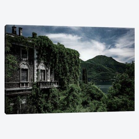 Lost Villa Canvas Print #STF233} by Stefan Hefele Art Print