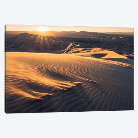 Mojave Heights Canvas Print #STF236} by Stefan Hefele Canvas Art