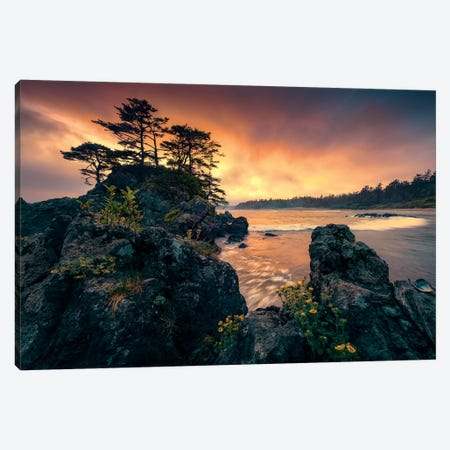 Native Lands Canvas Print #STF239} by Stefan Hefele Canvas Print