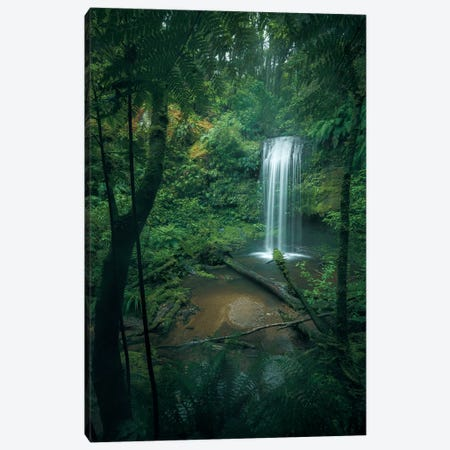 Secret Veil Canvas Print #STF242} by Stefan Hefele Canvas Art