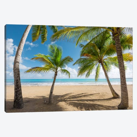Caribbean Days - Puerto Rico IV 3-Piece Canvas #STF24} by Stefan Hefele Canvas Artwork