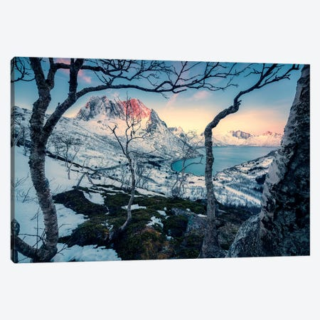 This is Norway Canvas Print #STF252} by Stefan Hefele Canvas Art Print