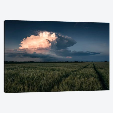 Cumulus Epos I Canvas Print #STF37} by Stefan Hefele Art Print