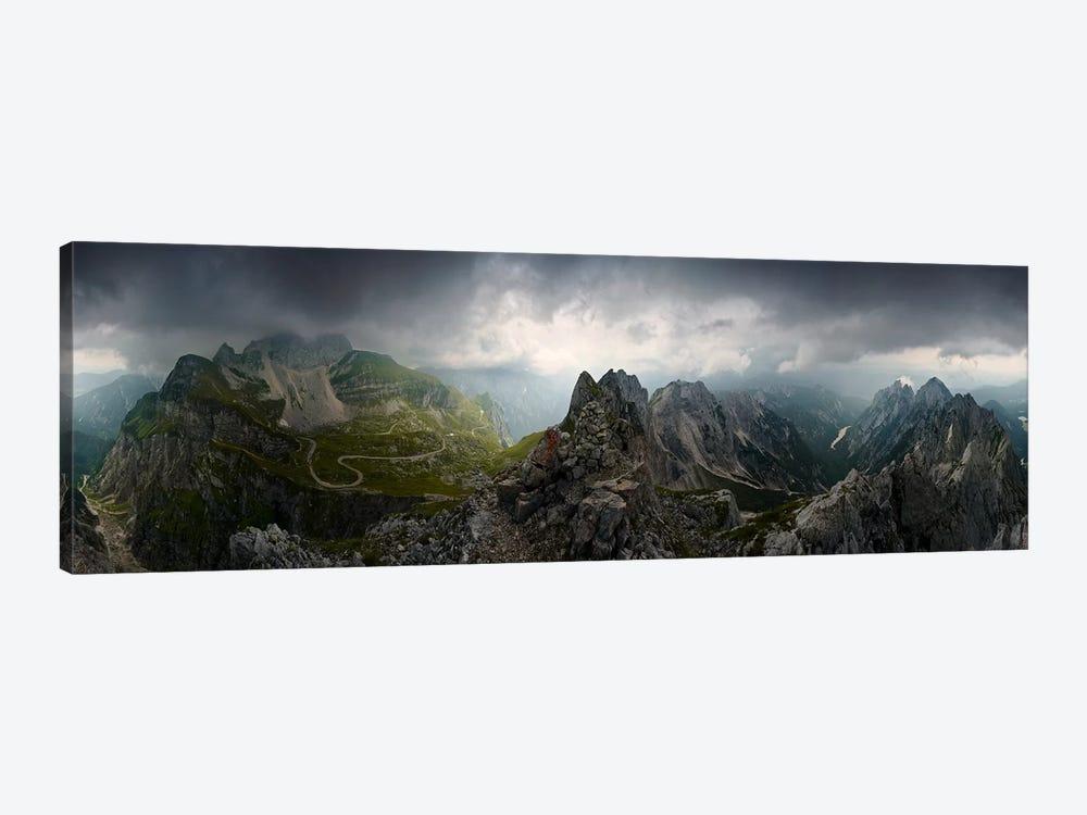 Dark Throne by Stefan Hefele 1-piece Canvas Artwork