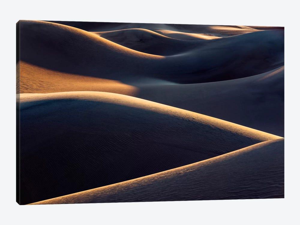Death Valley Structures by Stefan Hefele 1-piece Canvas Art Print