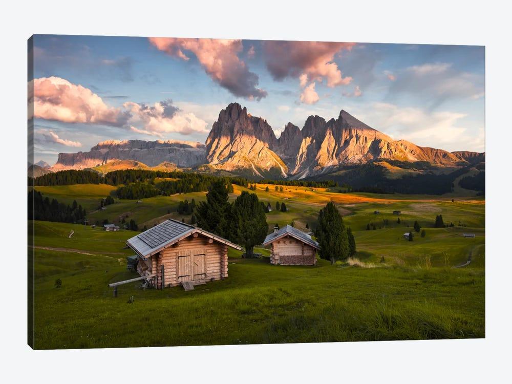 Dolomites by Stefan Hefele 1-piece Canvas Wall Art