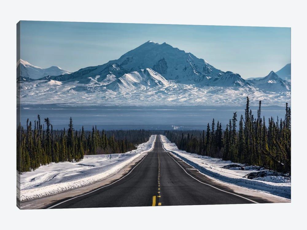 Alaska Road Trip by Stefan Hefele 1-piece Canvas Art
