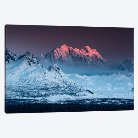 Game Of Thrones - Alaska Canvas Print #STF66} by Stefan Hefele Canvas Artwork