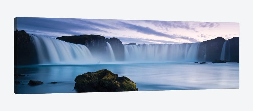 Godafoss by Stefan Hefele 1-piece Art Print