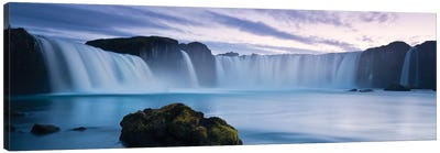 Godafoss Canvas Art Print