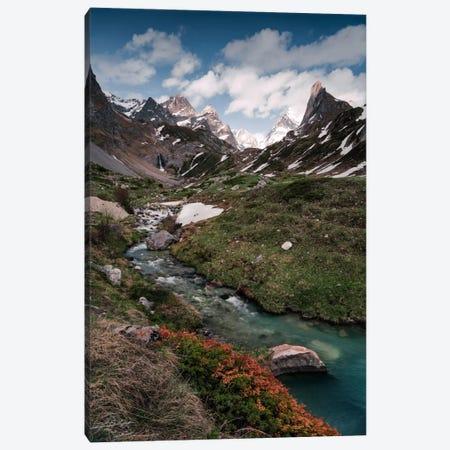 Alpine Euphoria Canvas Print #STF7} by Stefan Hefele Art Print