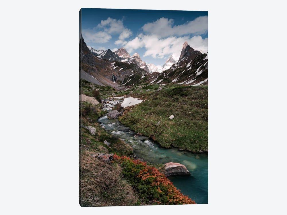 Alpine Euphoria by Stefan Hefele 1-piece Canvas Wall Art