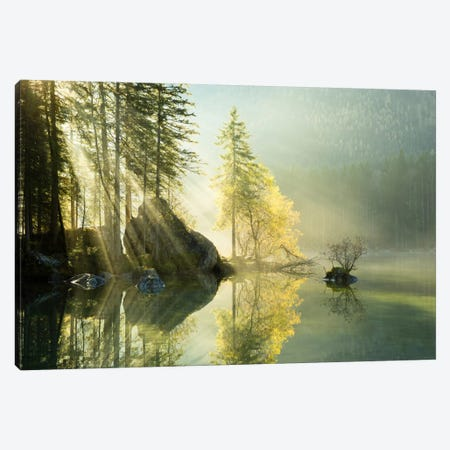 Indulgence Of Beauty Canvas Print #STF85} by Stefan Hefele Canvas Art
