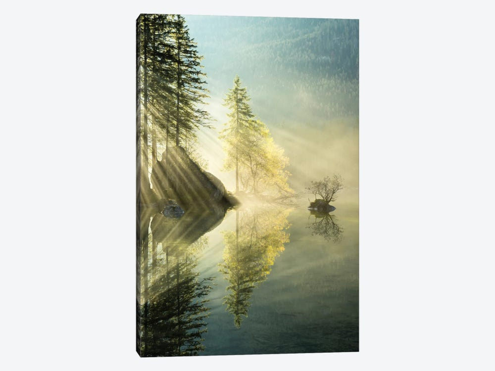 Indulgence Of Beauty, Vertical by Stefan Hefele 1-piece Canvas Wall Art