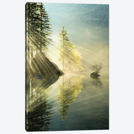 Indulgence Of Beauty, Vertical 3-Piece Canvas #STF86} by Stefan Hefele Canvas Artwork