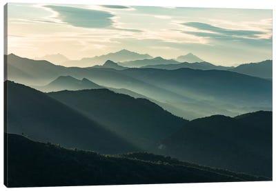 Alpine Magic Canvas Art Print