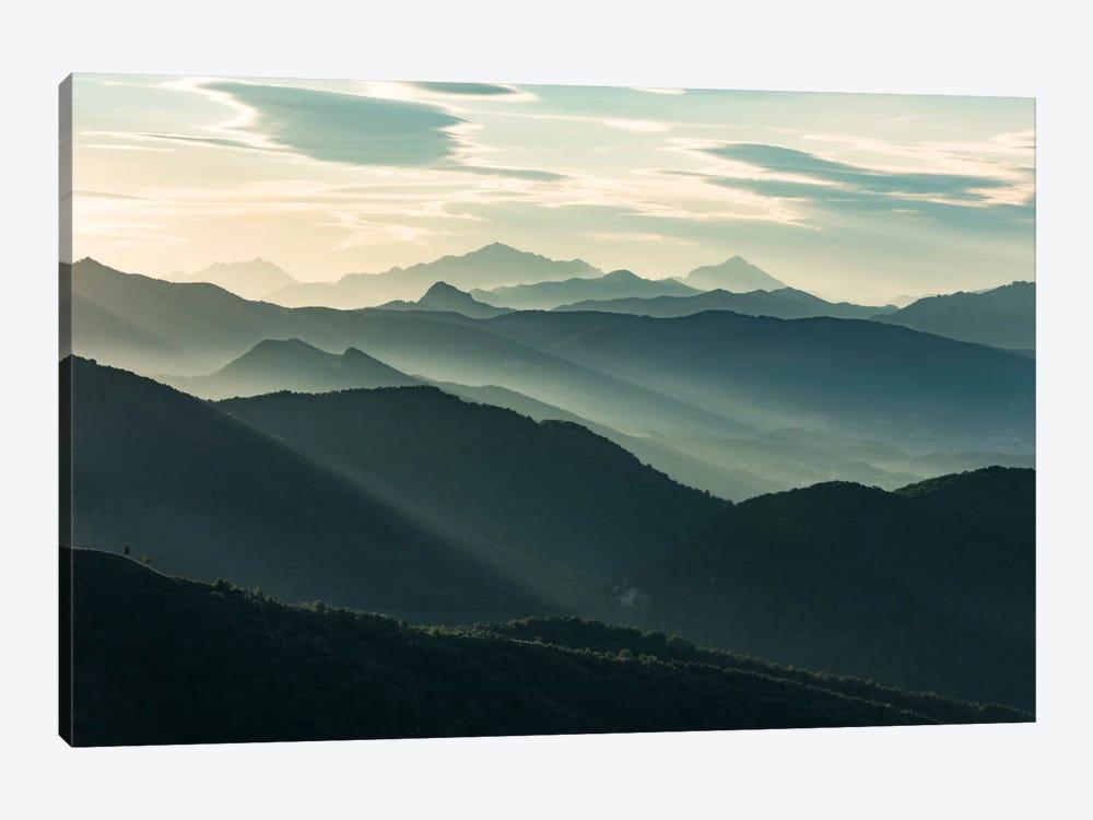 Alpine Magic by Stefan Hefele 1-piece Canvas Art Print