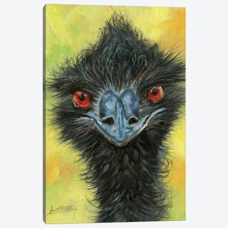 Emu Canvas Print #STG207} by David Stribbling Canvas Art