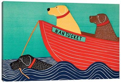 Friendship, Nantucket Canvas Art Print