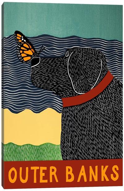 Carmel Outer Banks Canvas Print #STH16