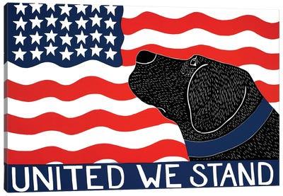 United We Stand Canvas Art Print