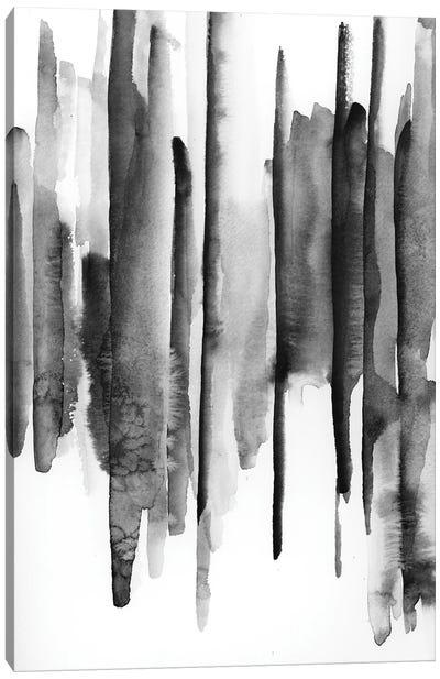 Band W I Canvas Art Print