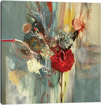 Floral Life Canvas Art Print