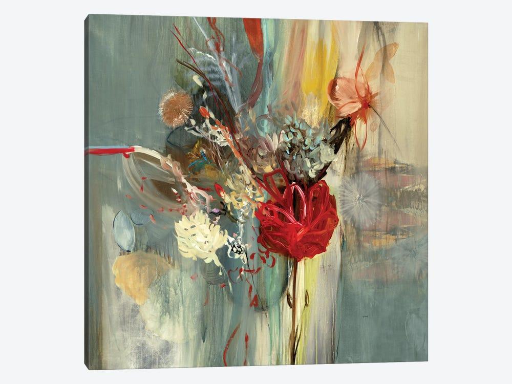 Floral Life by Sarah Stockstill 1-piece Canvas Art